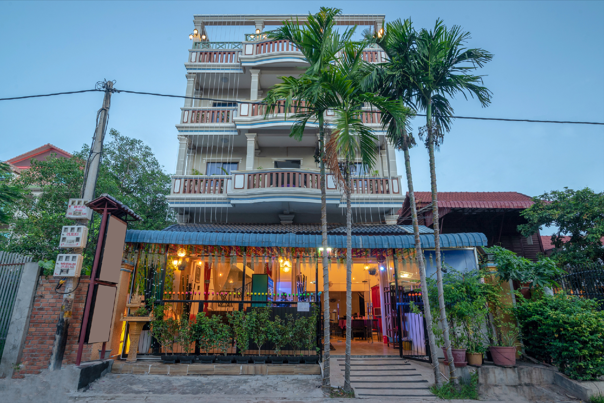 IndoPak Villa