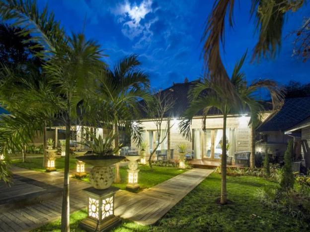The Palm Grove Villas Lembongan