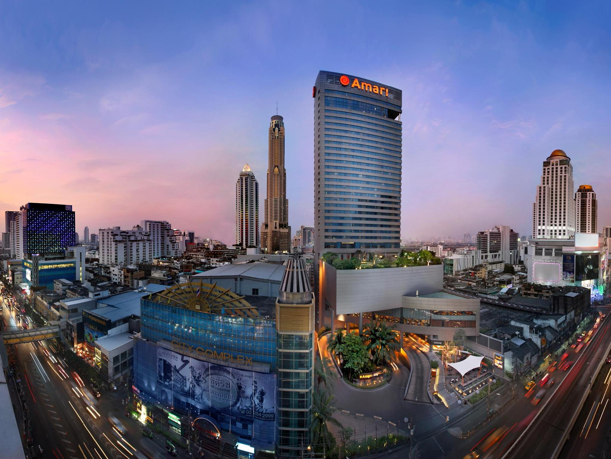 Amari Watergate Hotel - Bangkok