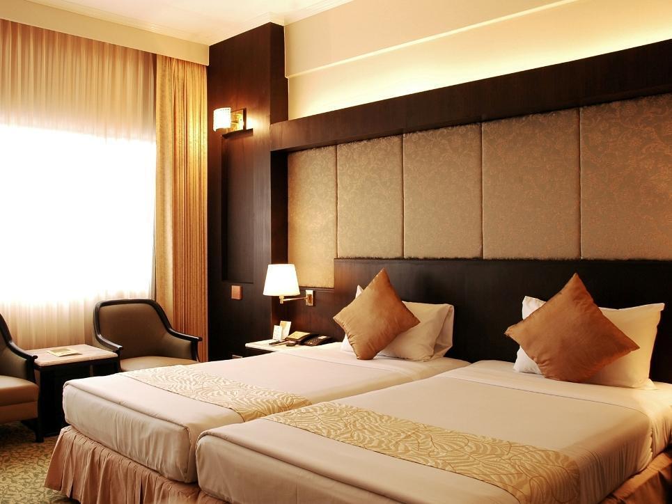 Asia Hotel Bangkok โรงแรมเอเชีย กรุงเทพ