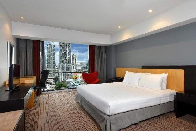 เบลแอร์ แบ็งคอก โฮเต็ล – BelAire Bangkok Hotel