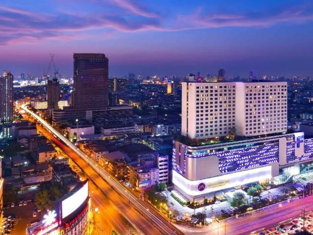แกรนด์ เมอร์เคียว กรุงเทพฯ ฟอร์จูน – Grand Mercure Bangkok Fortune