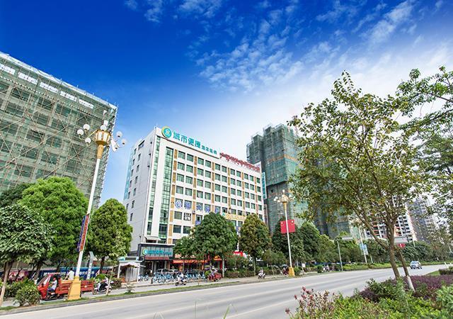 City Comfort Inn Chongzuo Youyi Avenue