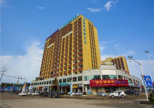 City Comfort Inn Fangchenggang Huhai Shijia