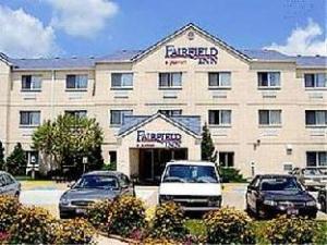 Fairfield Inn by Marriott Dayton Fairborn