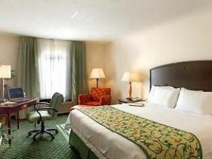 O hotelu Fairfield Inn & Suites by Marriott Atlanta Alpharetta (Fairfield Inn & Suites by Marriott Atlanta Alpharetta)