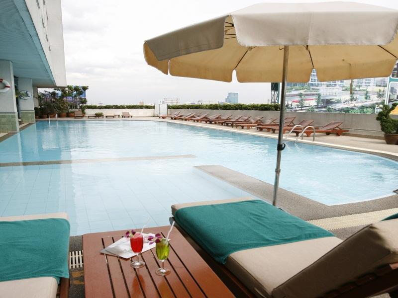 Golden Tulip Sovereign Hotel Bangkok โรงแรมโกลเด้น ทิวลิป ซอฟเฟอริน กรุงเทพฯ