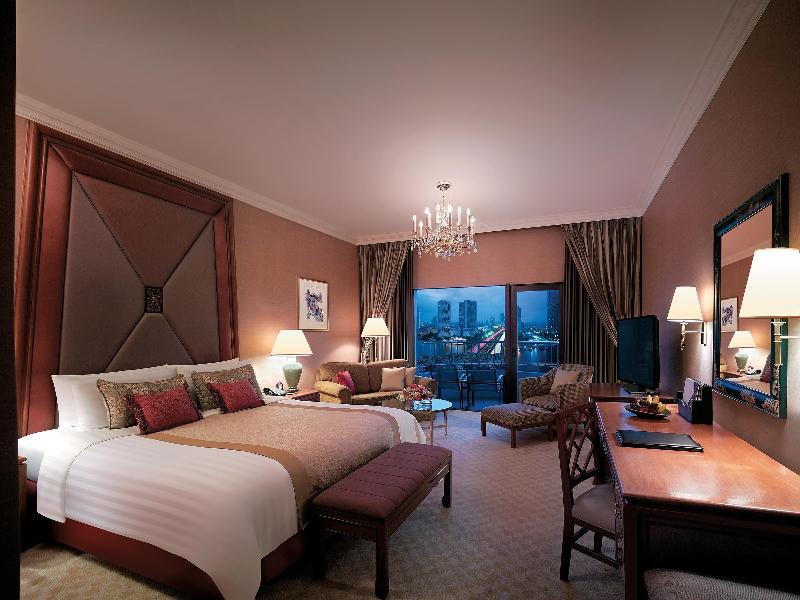 Krungthep King Room With River View