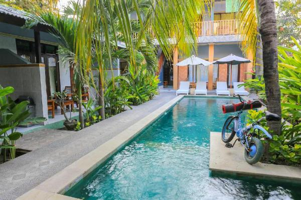 OYO 1322 Mentari Homestay Lombok