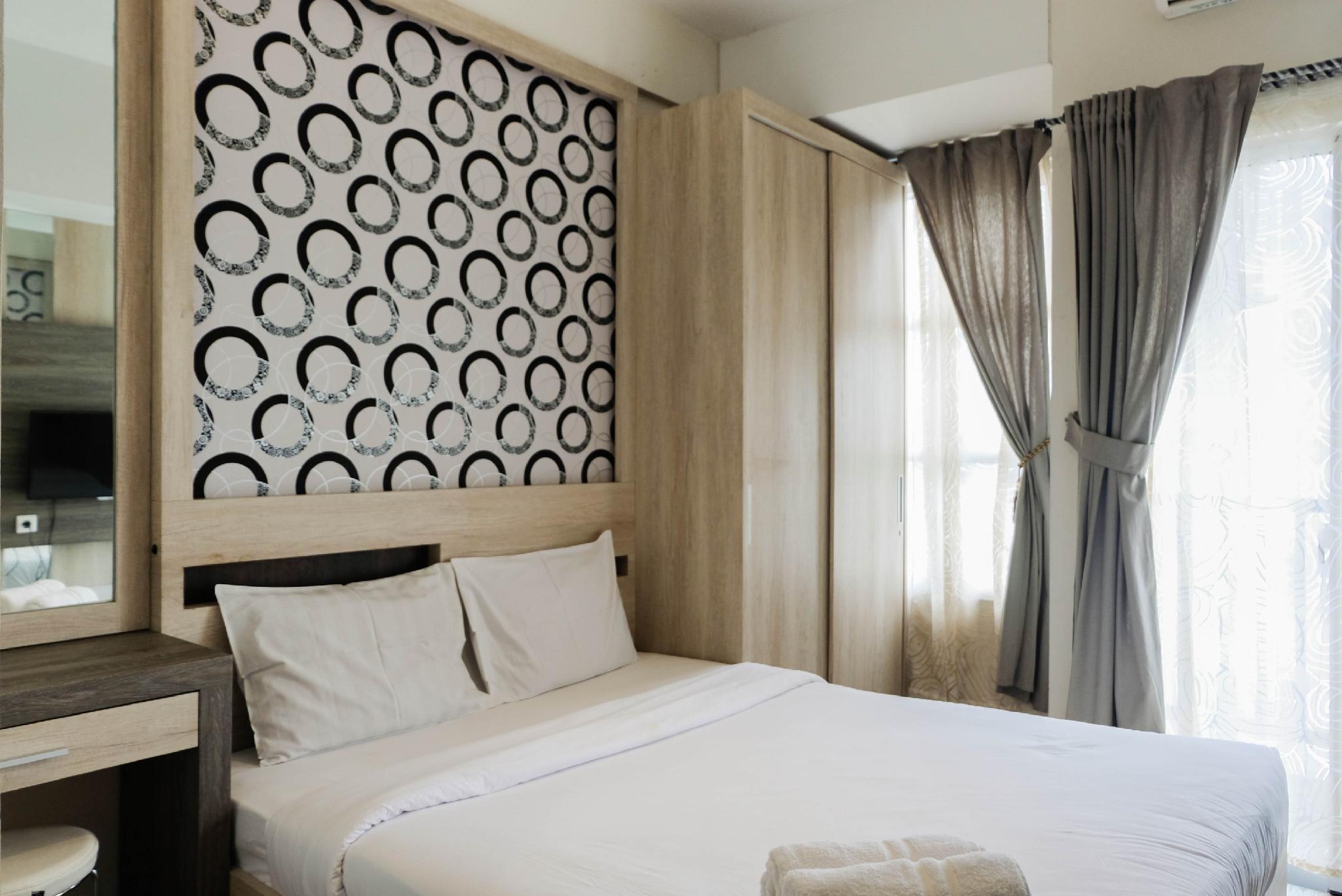 Tranquil Studio Apartment @Saveria BSD By Travelio