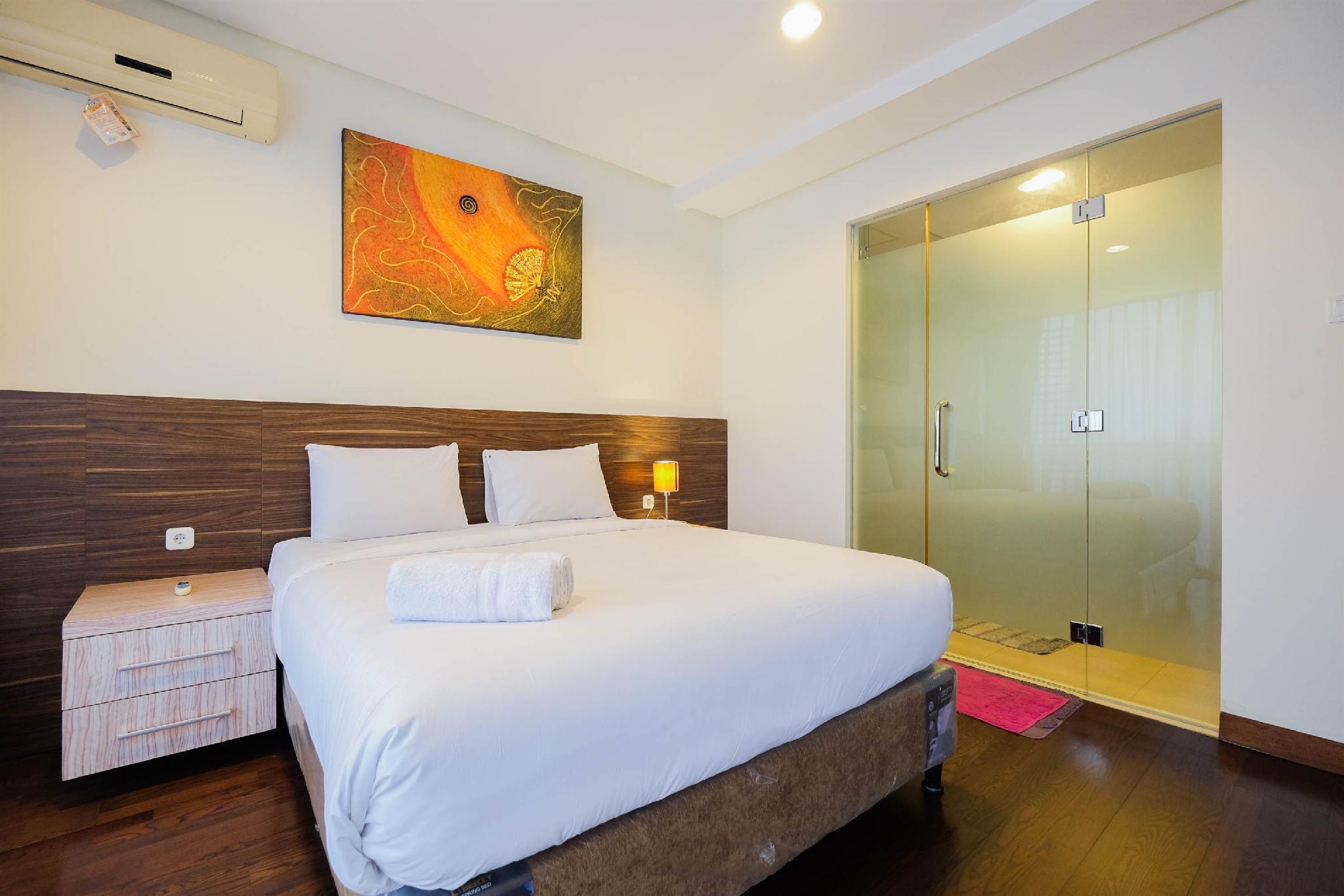Elegant 1BR Apt At Kemang Mansion By Travelio
