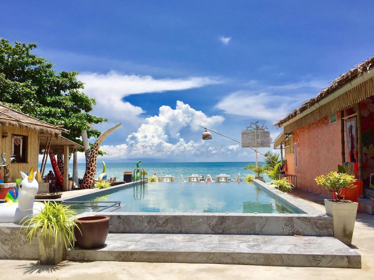 Cha-ba Lanta Resort and Bungalows 1 ห้องนอน 1 ห้องน้ำส่วนตัว ขนาด 40 ตร.ม. – หาดคลองดาว/หาดพระแอ