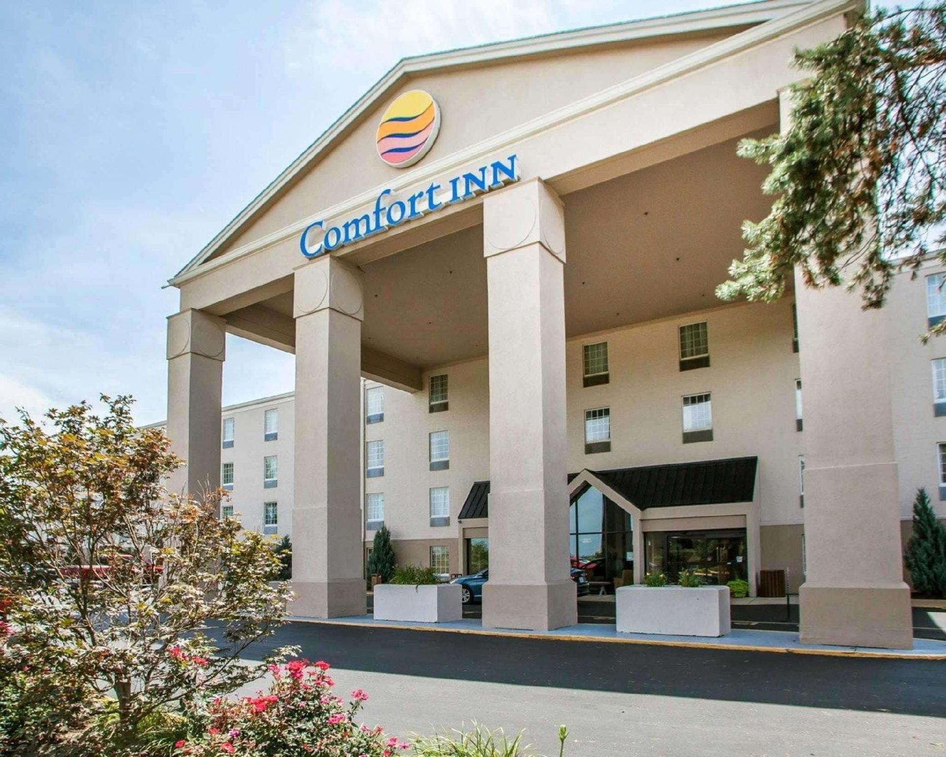 Comfort Inn St Louis   Westport