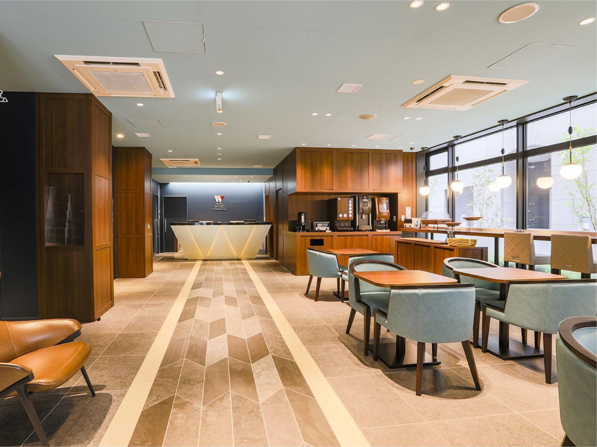 Hotel Wing International Shinbashi Onarimon