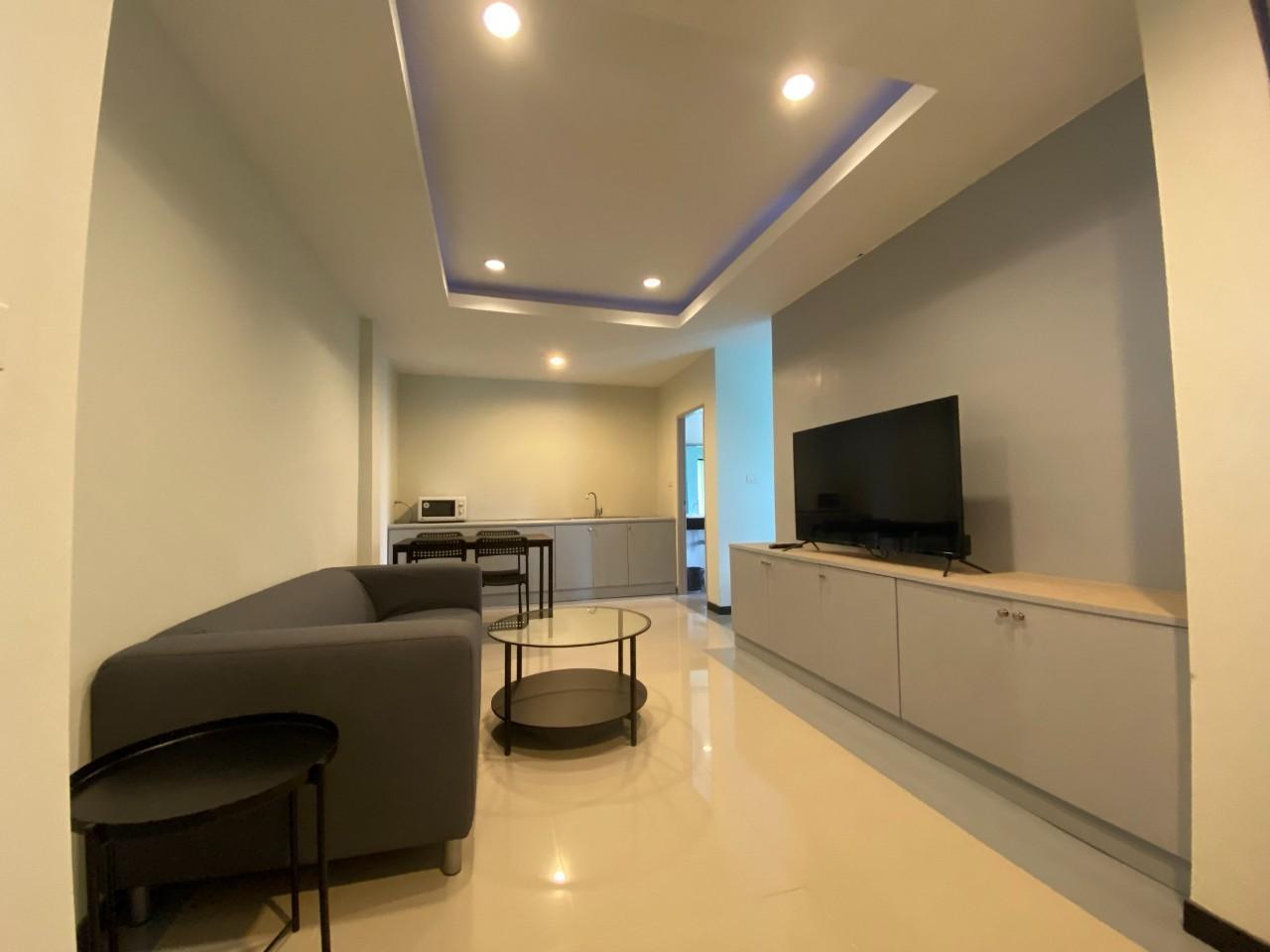 Modern w/t  Poolview near City Center@White Sand04 อพาร์ตเมนต์ 1 ห้องนอน 1 ห้องน้ำส่วนตัว ขนาด 35 ตร.ม. – ตัวเมืองภูเก็ต