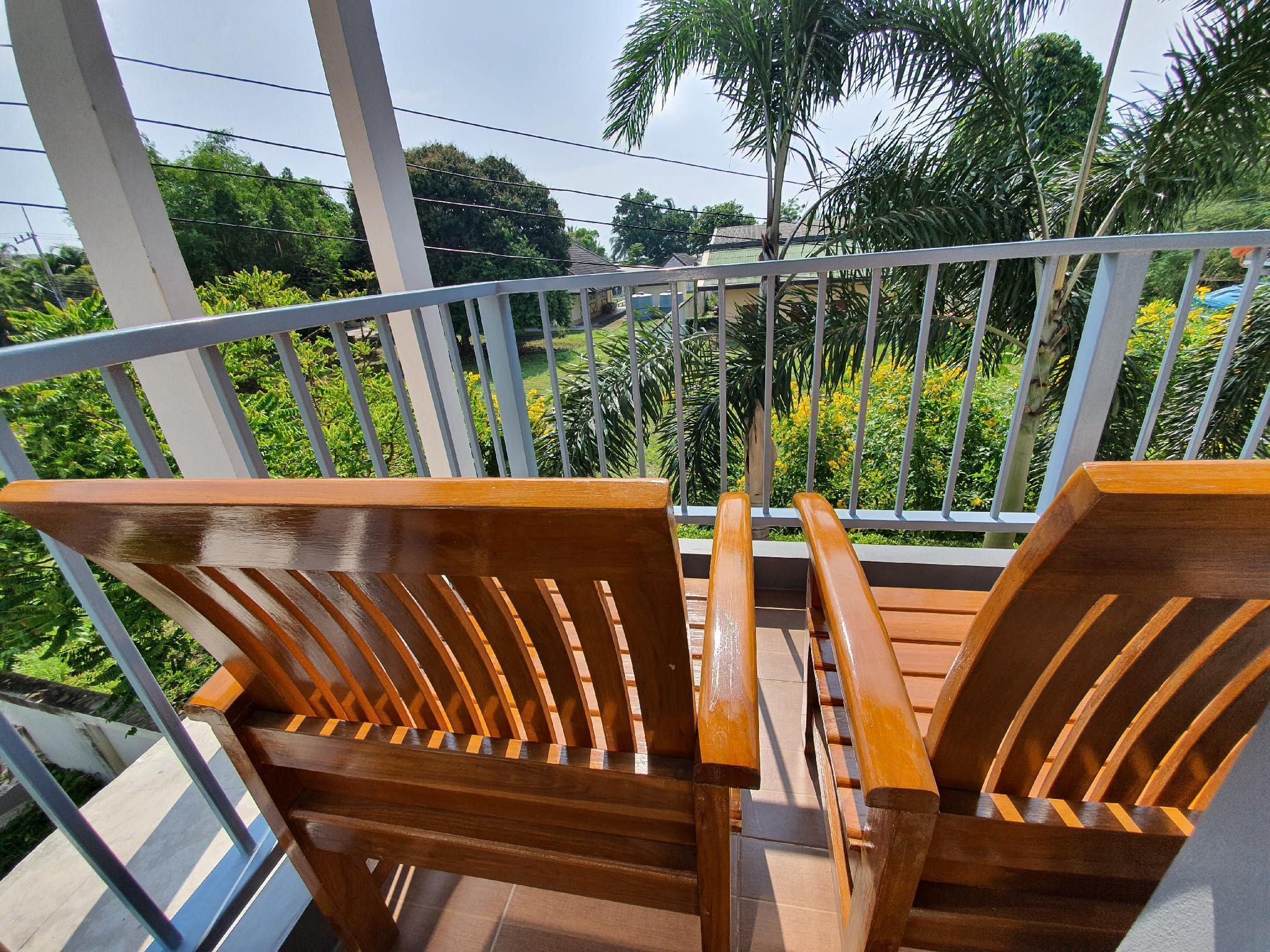 The Exclusive Garden View 1 Bedroom At Bangsaen