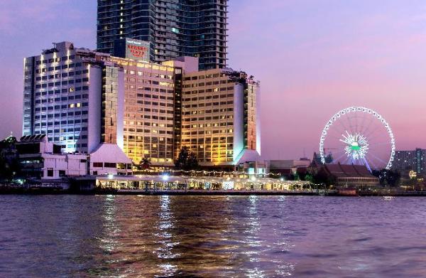 Ramada Plaza Bangkok Menam Riverside Bangkok