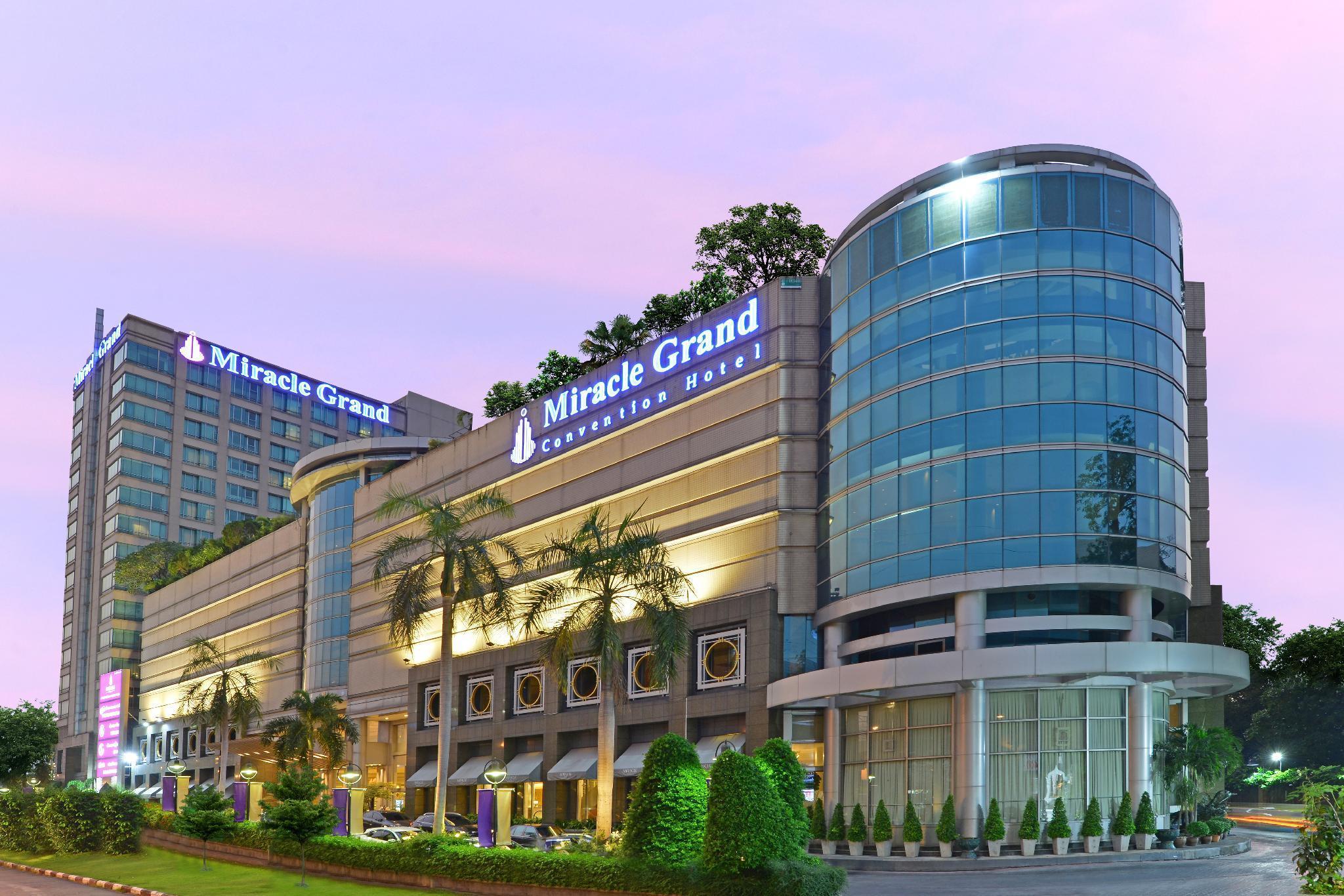 Miracle Grand Convention Hotel โรงแรมมิราเคิล แกรนด์ คอนเวนชั่น