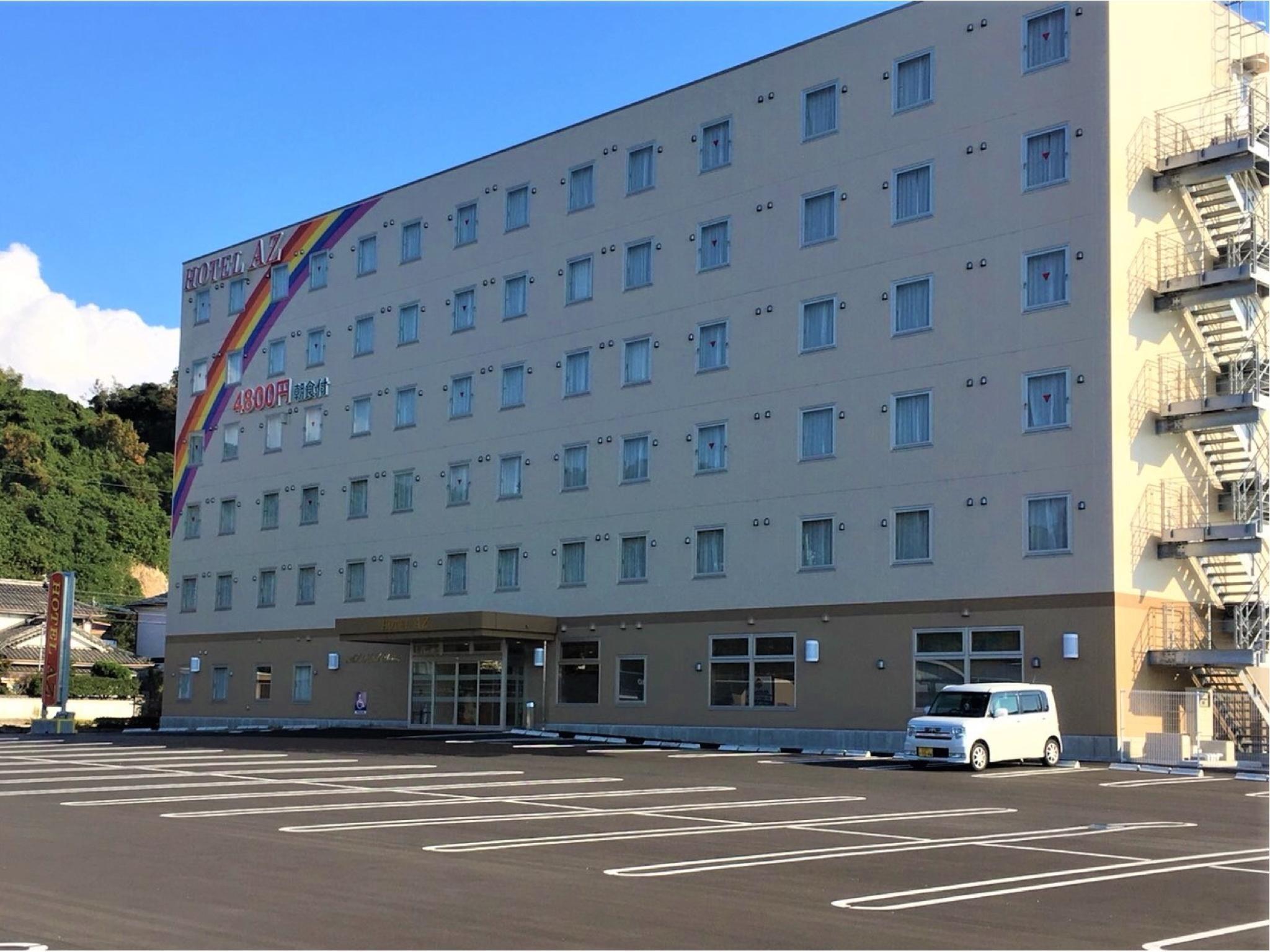 HOTEL AZ Kashima Tarumi Ten