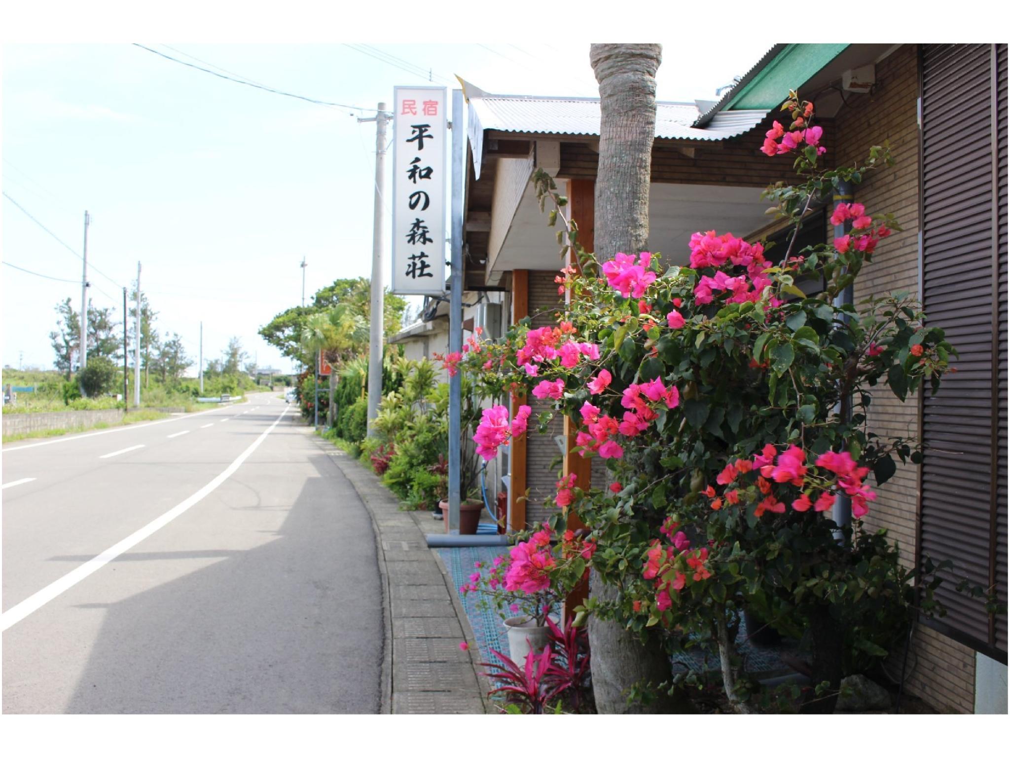 Minshuku Heiwa No Morisou