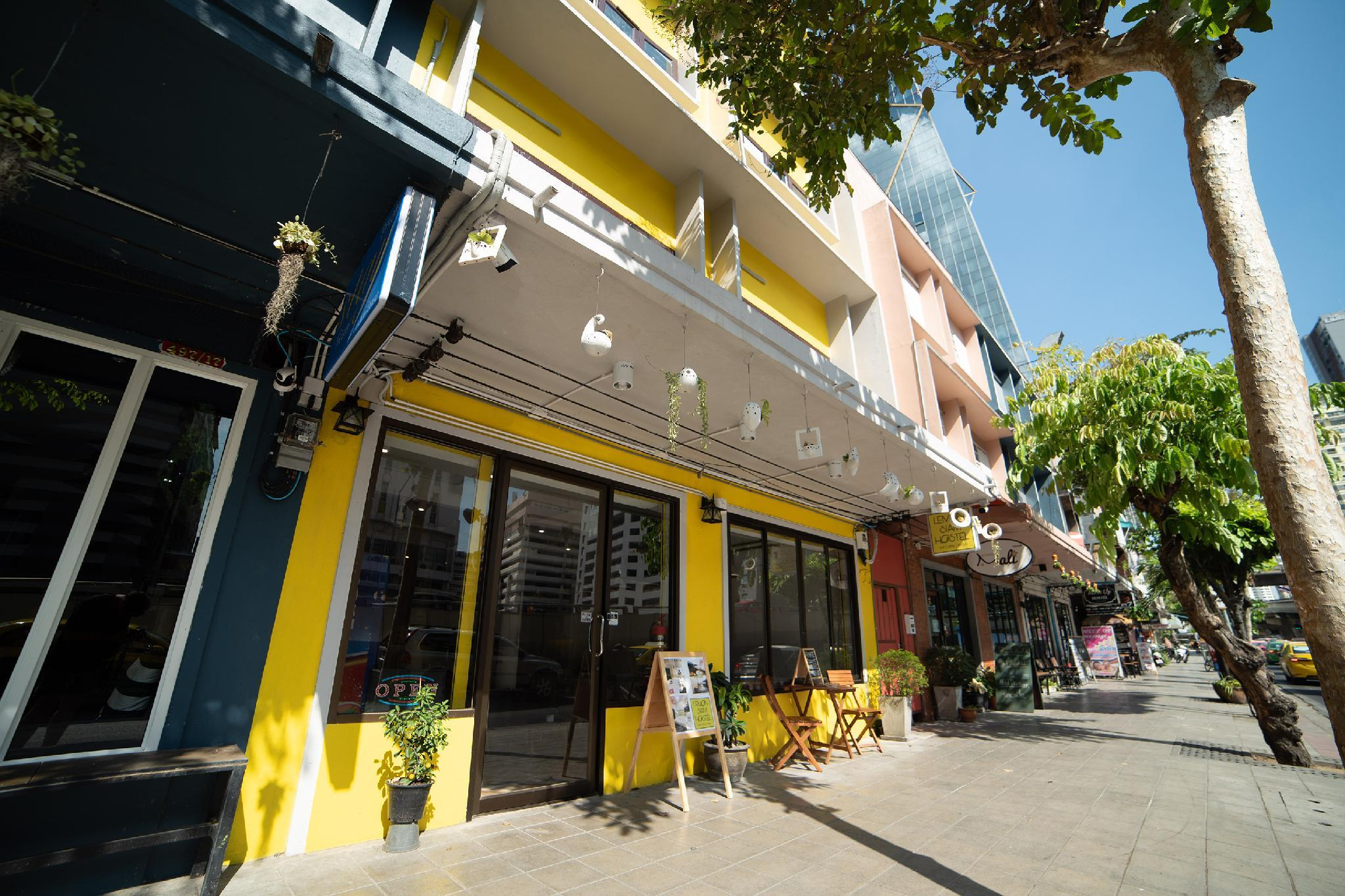 OYO 480 Lemon Siam Hostel