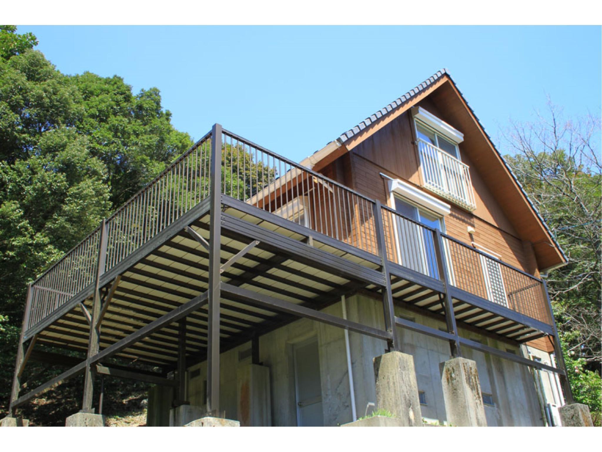 Kashibesso Furuyu Woody House E