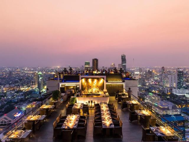 บันยันทรี กรุงเทพฯ – Banyan Tree Bangkok