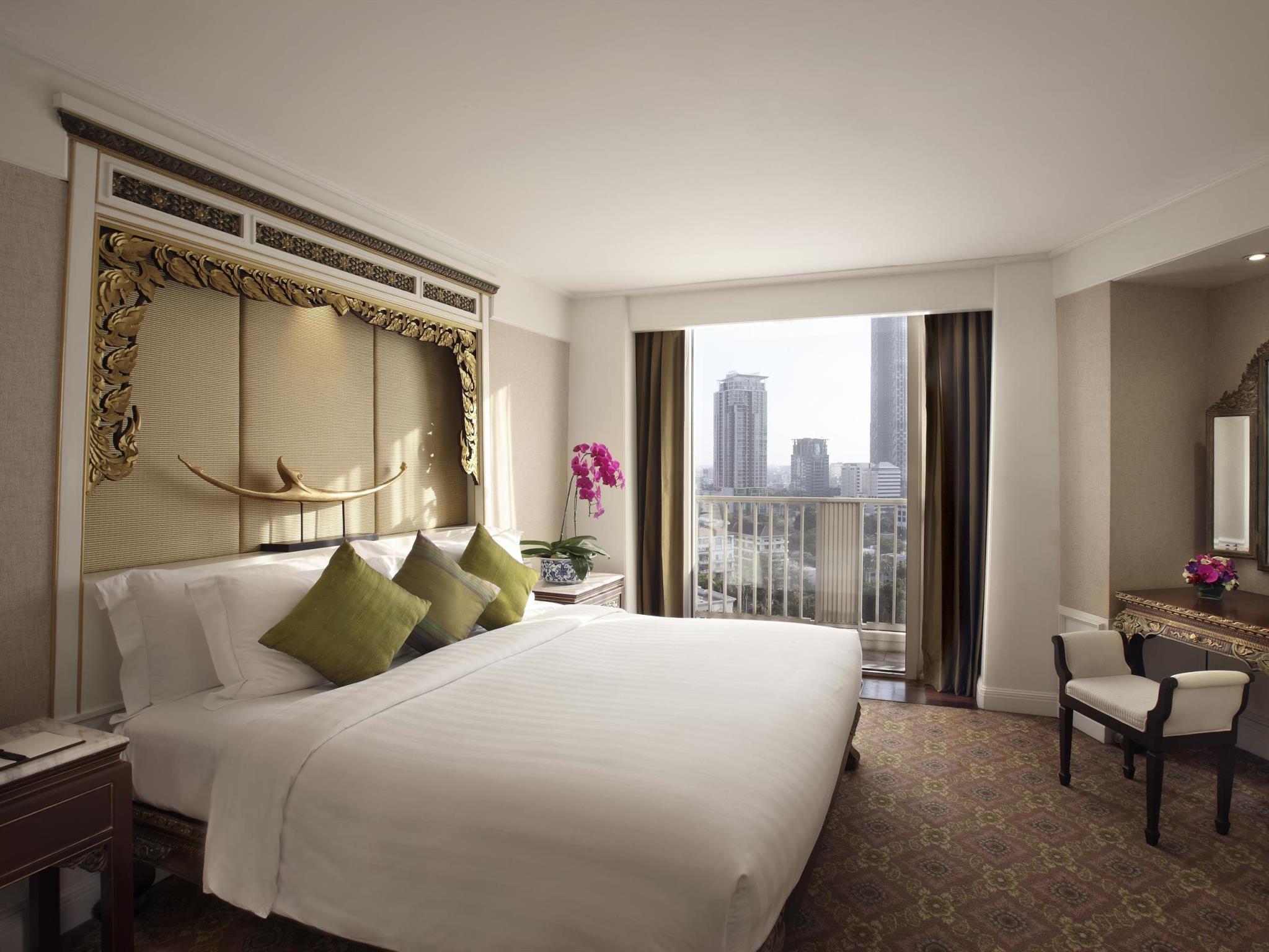 Dusit Thani Bangkok Hotel โรงแรมดุสิตธานี กรุงเทพ