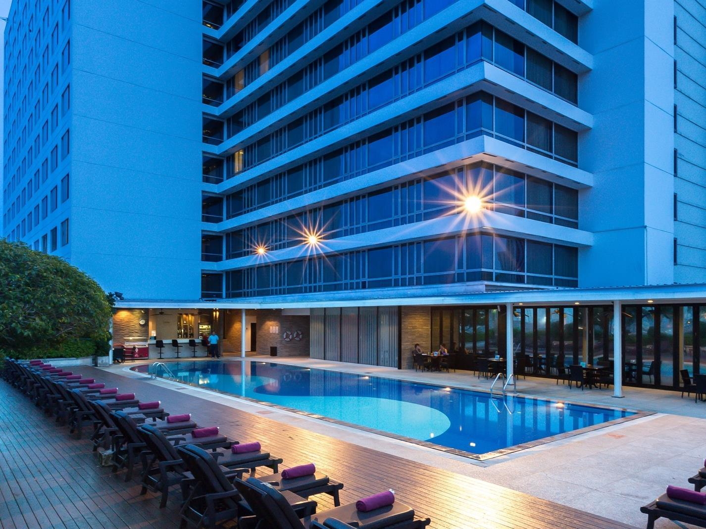 Eastin Hotel Makkasan - Bangkok