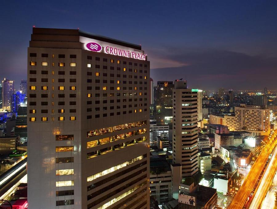 Crowne Plaza Bangkok Lumpini Park โรงแรมคราวน์พลาซ่า ลุมพินี กรุงเทพ