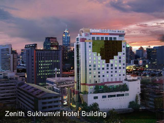 โรงแรมซีนิท สุขุมวิท – Zenith Sukhumvit Hotel