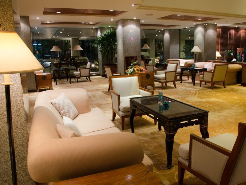 Mercure Chiang Mai Hotel โรงแรมเมอร์เคียว เชียงใหม่