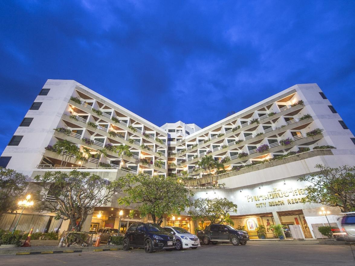 City Beach Resort ซิตี้ บีช รีสอร์ท