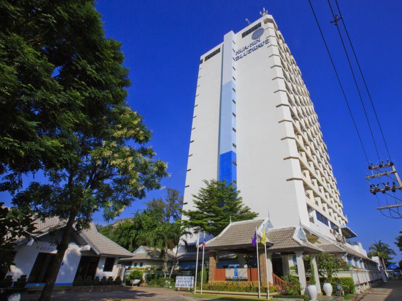 Blue Wave Hotel Hua Hin โรงแรมบลูเวฟ หัวหิน