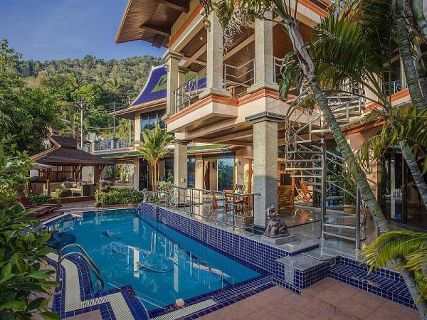 Baan Song Thai Villa Phuket