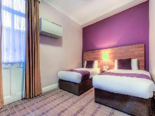 Фото отеля Comfort Inn Kings Cross St Pancras