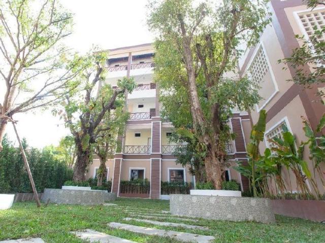 ม่วงเฉลิม อพาร์ตเมนต์ – Muangchalearm Apartment