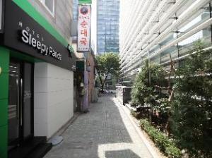 Hotel Sleepypanda Streamwalk Seoul Jongno