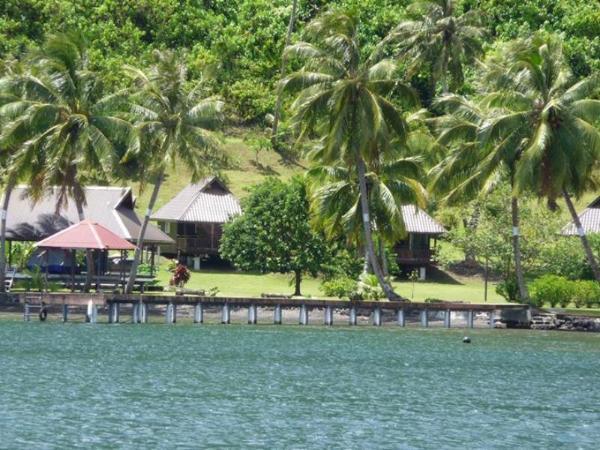 Pension Reva Teahupoo Tahiti