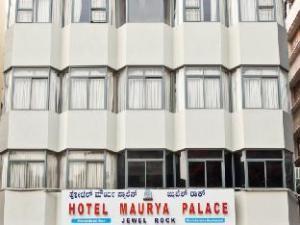 มาเออร์ยา พาเลซ (Maurya Palace)