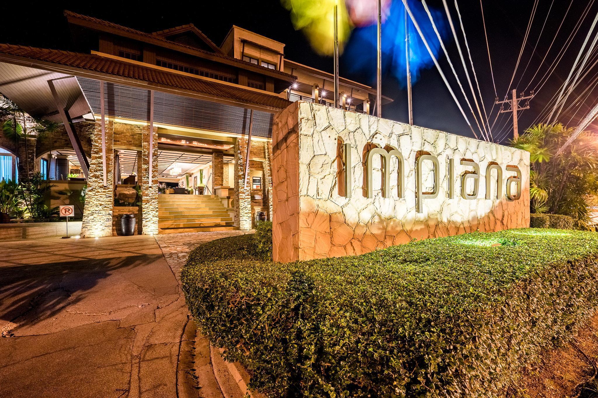 Impiana Resort Chaweng Noi Koh Samui อิมเปียนา รีสอร์ท เฉวงน้อย เกาะสมุย
