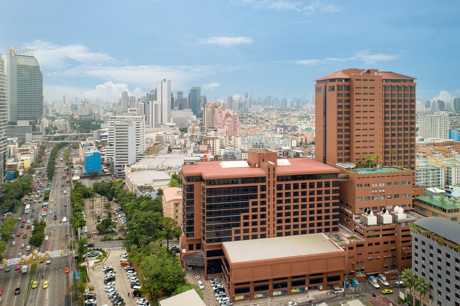 The Emerald Hotel - Bangkok โรงแรมดิ เอมเมอรัลด์ กรุงเทพฯ