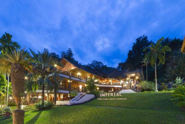 Imperial Golden Triangle Resort Chiang Saen
