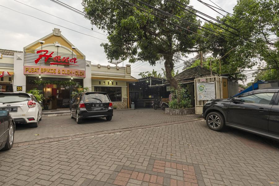 RedDoorz Hostel @ Pondok Backpacker Malang