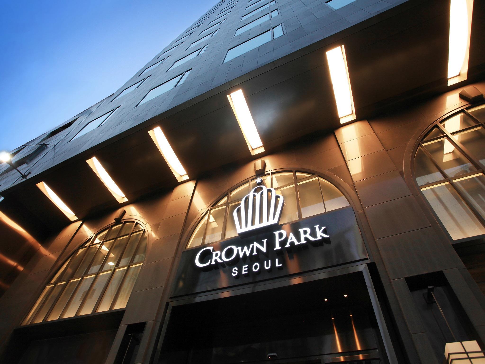 Crown Park Hotel Myeongdong Seoul