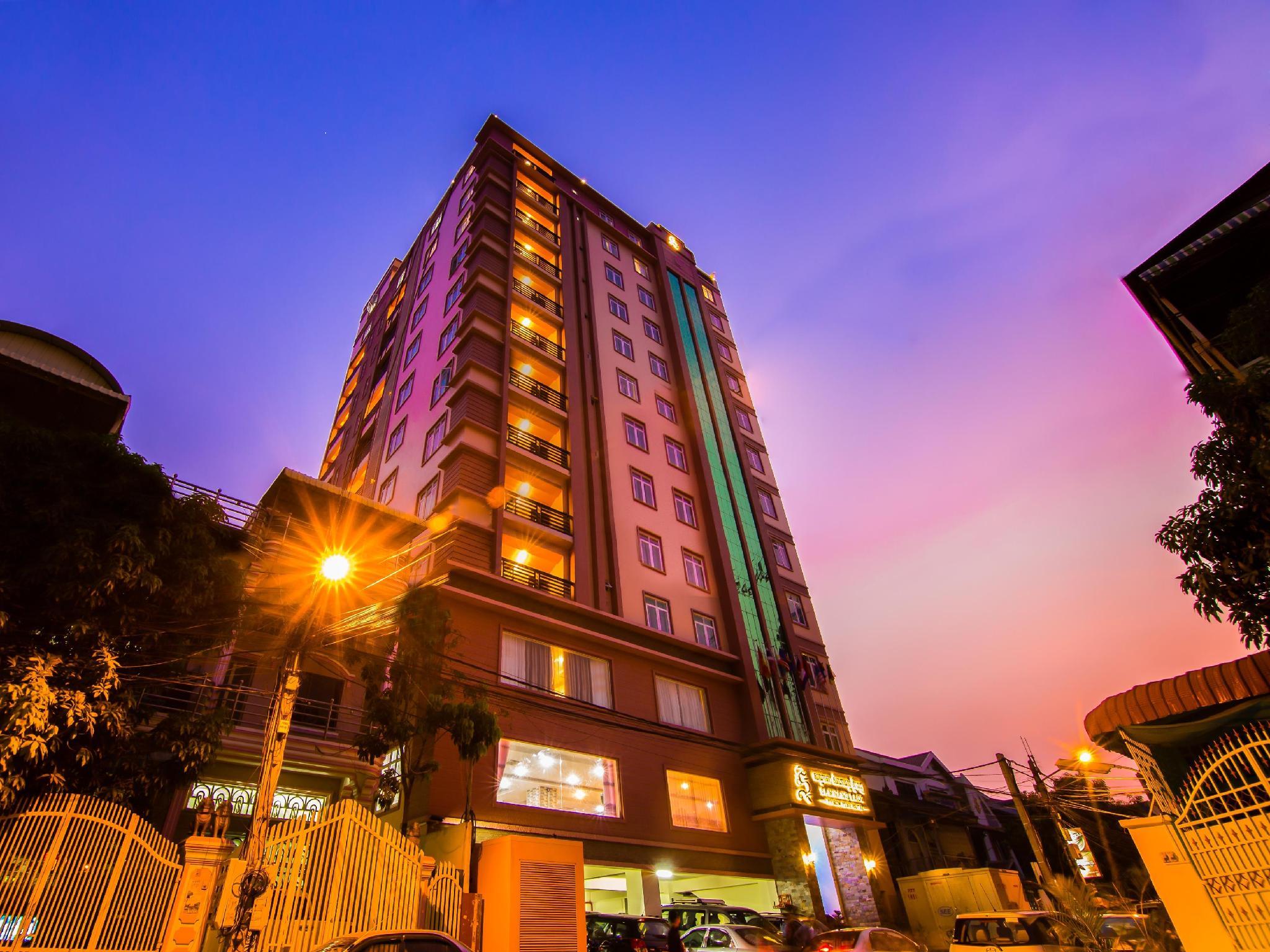 Samnang Laor Phnom Penh Hotel
