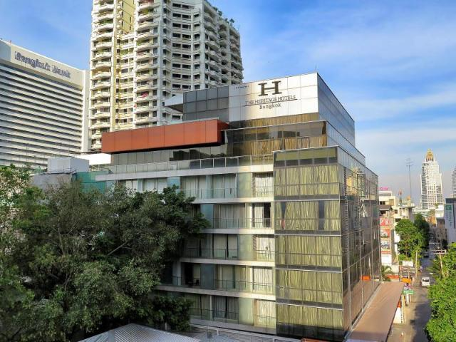 โรงแรม เดอะ เฮอริเทจ สีลม – The Heritage Silom Hotel
