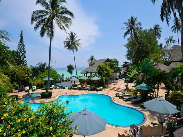 ฮอลิเดย์อินน์รีสอร์ท เกาะพีพี – Holiday Inn Resort Phi Phi Island