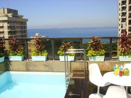 B&B Hotels RJ Copacabana Forte