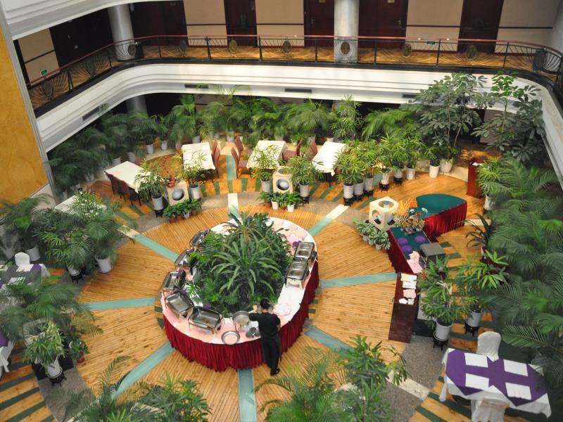 Xian Union Alliance Atravis Executive Hotel